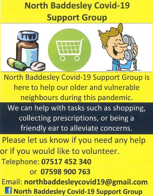 North Baddesley Support Group