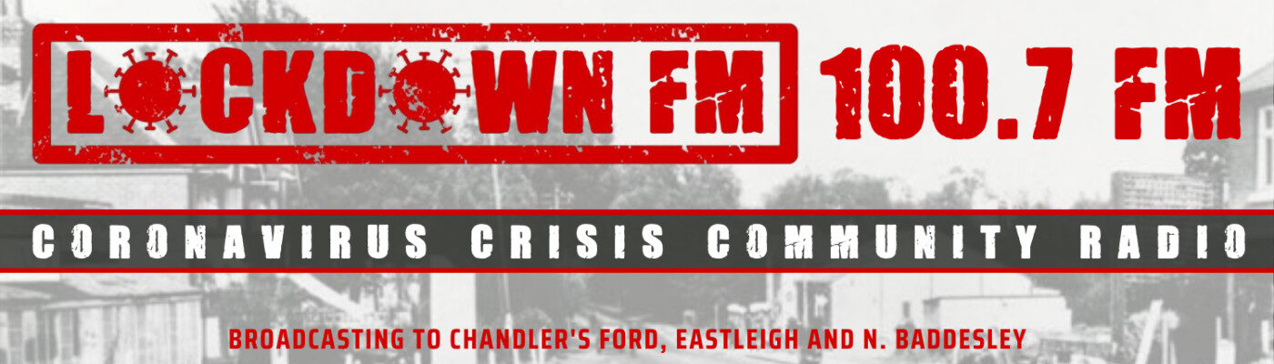 Lockdown 100.7 FM – Chandler's Ford & Surrounding Areas