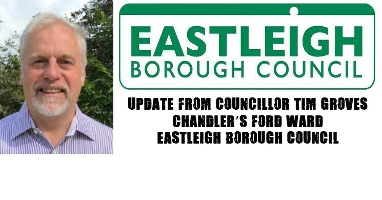 Update from Councillor Tim Groves